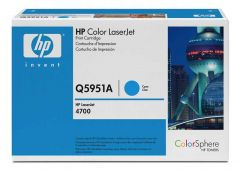 Q5951A HP LaserJet Toner Cartridge Refill Cyan