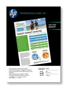 Q6593A HP Matt Inkjet Paper A4 200 Sheets