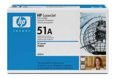 Q7551A HP LaserJet Toner Cartridge Refill Black 51A
