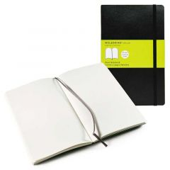 Moleskine Plain Soft Notebook Large