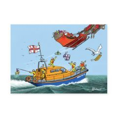 Special Delivery RNLI Christmas Cards
