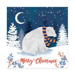 Polar Bear RNLI Christmas Cards