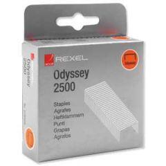 Rexel Staples 2-60 Heavy Duty Pack of 2500 2100050