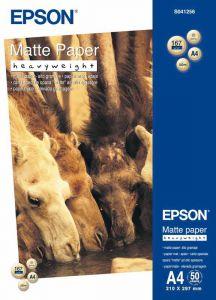 S041256 Epson Matt 167gsm A4 50 Sheets