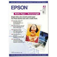 S041261 Epson Matt 167gsm A3 50 Sheets