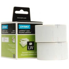 Dymo LabelWriter 99010 Standard Address Labels S0722370 Pk 260