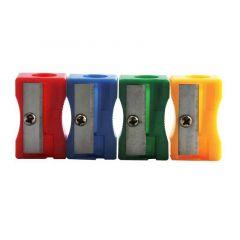 Pencil Sharpener Plastic Pk 10