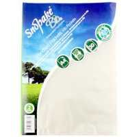 Snopake Bio Punched Pocket A4 Clear Pack 100