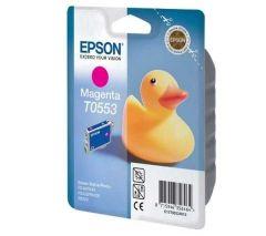 T055340 Epson Inkjet Cartridge Refill Ink Magenta T0553