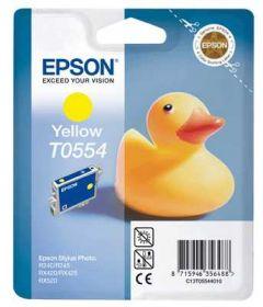 T055440 Epson Inkjet Cartridge Refill Ink Yellow T0554