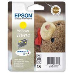 T061440 Epson Inkjet Cartridge Refill Ink Yellow T0614