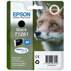 T128140 Epson Inkjet Cartridge Refill Ink Black T1281