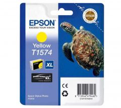 T1574 Epson Inkjet Cartridge Refill Ink Yellow