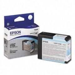 T580500 Epson Inkjet Cartridge Refill Ink Light Cyan T5805
