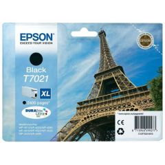 T702140 Epson Inkjet Cartridge Refill Ink Black T7021