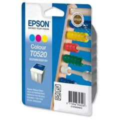 T052040 Epson Inkjet Cartridge Refill Ink Colour T0520