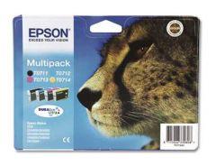 T0715 Epson Inkjet Cartridge Refill Ink Set