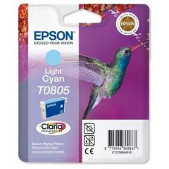 T080540 Epson Inkjet Cartridge Refill Ink Light Cyan T0805
