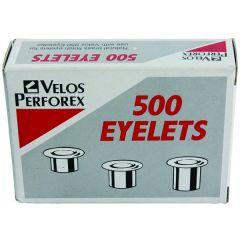 Velos Eyelets Brass No 2 Pk500