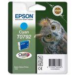 T079240 Epson Inkjet Cartridge Refill Ink Cyan T0792