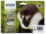 T089540 Epson Inkjet Cartridge Refill Ink Set T0895