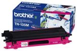 TN135M Brother High Yield Laser Toner Cartridge Refill Magenta