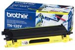 TN135Y Brother High Yield Laser Toner Cartridge Refill Yellow