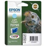 T079540 Epson Inkjet Cartridge Refill Ink Light Cyan T0795