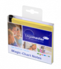 Legamaster Magic Notes Yellow 10x10mm Inc Marker