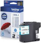 Brother Cyan Inkjet Cartridge XL LC225XLC