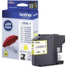 Brother Yellow Inkjet Cartridge XL LC225XLY