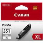 Canon Pixma CLI-551XLGY Inkjet Cartridge High Yield Grey 6447B001