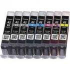 Canon Pixma CLI-42 Inkjet Cartridge Multi-Pk Pk 8 6384B010
