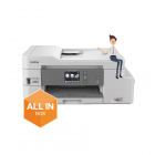 DCP-J1100DW Wireless 3-in-1 Colour Inkjet Printer