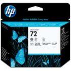 HP 72 Print Head Grey/Photo Black C9380A