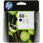 HP 88XL OfficeJet Inkjet Cartridge High Yield Black C9396AE