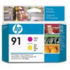 HP 91 Print Head Magenta/Yellow C9461A