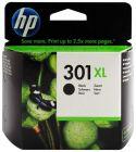 HP Inkjet Cartridge Refill Ink Black CH563EE No. 301XL