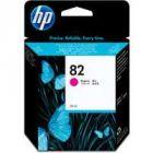 HP 82 Inkjet Cartridge Magenta 28ml CH567A