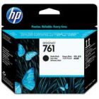 HP 761 Design Jet Print Head Matte Black CH648A