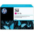 HP 761 Design Jet Inkjet Cartridge 400ml Magenta CM993A