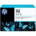 HP 761 Design Jet Inkjet Cartridge 400ml Grey CM995A