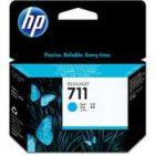 HP 711 Cyan Ink Cartridge 80ml CZ130A