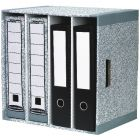 Fellowes Bankers System File Store Pk5