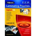 Fellowes A4 Capture Laminating Pouch 250 Micron Pk100