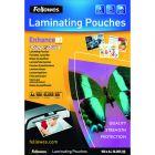 Fellowes Super Quick A4 Laminating Pouches 160 Micron Pk100