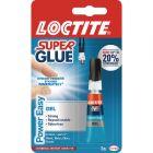 Loctite Super Glue Power Easy Gel 3g