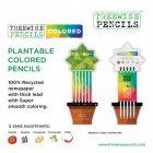 Treewise Plantable Colouring Pencils Pk5