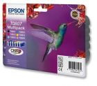 T080740 Epson Inkjet Cartridge Refill Ink Set 6 T0807