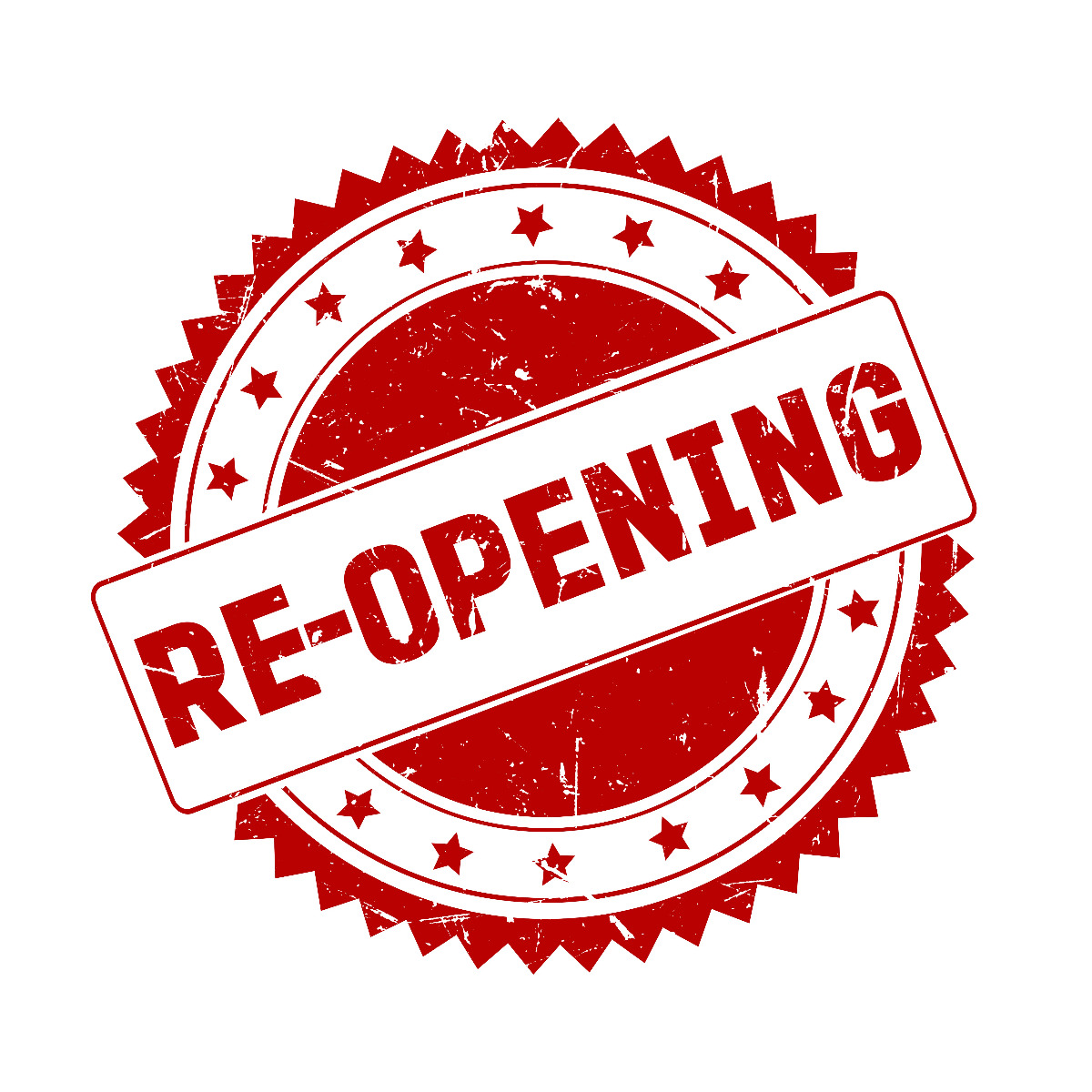 Reopening 18th May